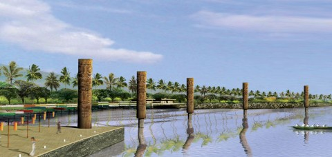 URBAN PLANNING PROJECT OF THE PAPEETE'S SEA FRONT